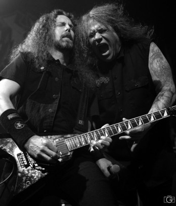 Exodus, February 2016, Newcastle Riverside
